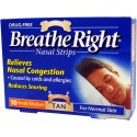 Breathe Right 10 tiras