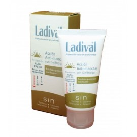 LADIVAL ANTIMANCHAS 30 CREMA DELENTIGO 50 ML