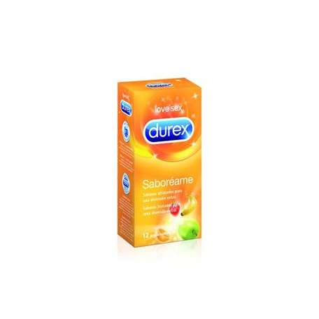 DUREX PLEASURE FRUITS EASY ON 12 UD